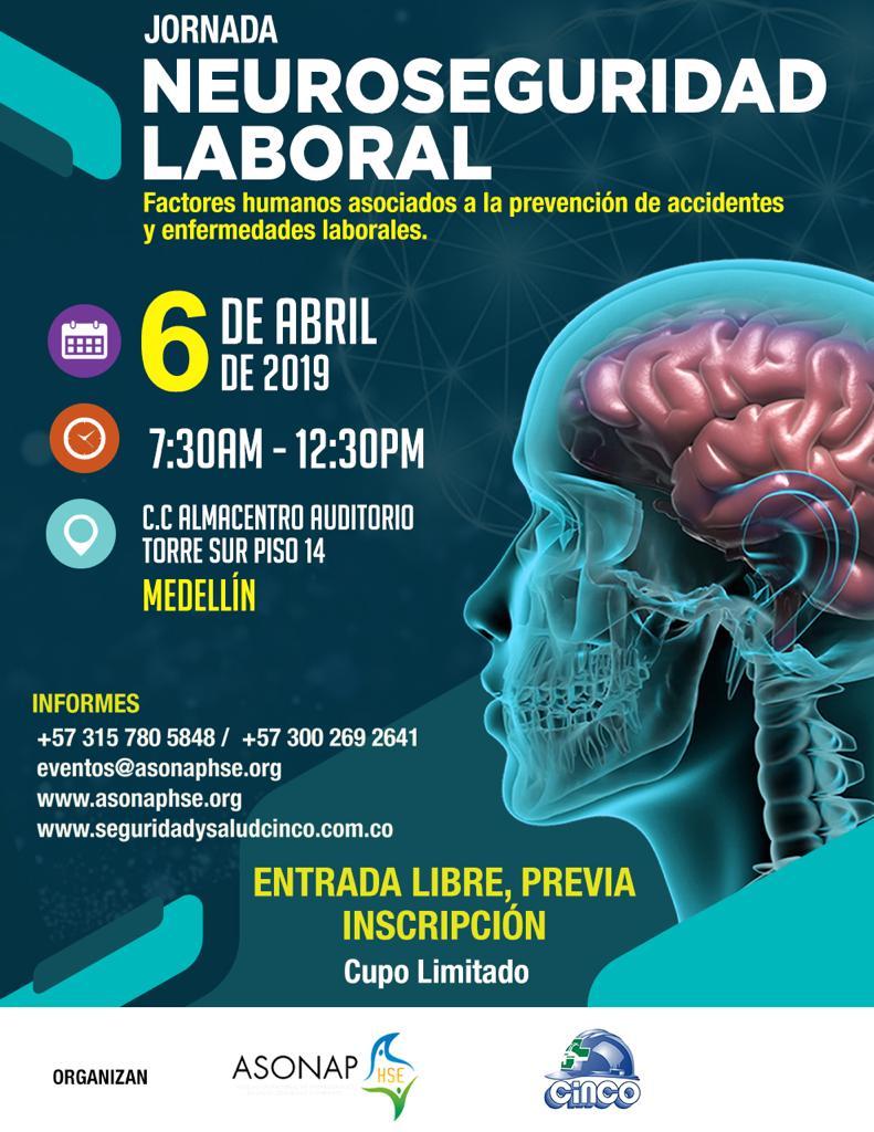 Jornada de Neuroseguridad Laboral