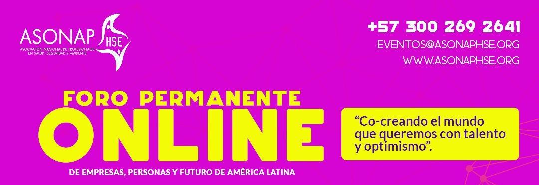Foro Permanente Online: Empresas personas y futuro de América Latina